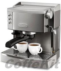 инструкция для кофемашины DeLonghi EC 700