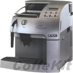инструкция для кофемашины Gaggia Syncrony Digital