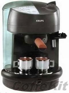 инструкция для кофемашин Krups Artese 02 Espresso